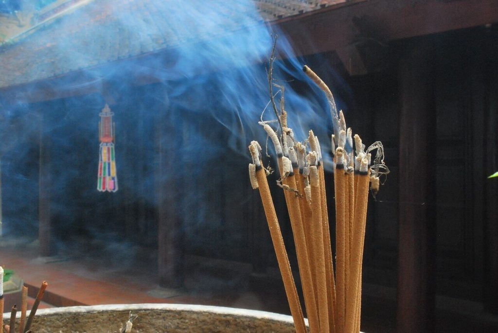 What is Incense
