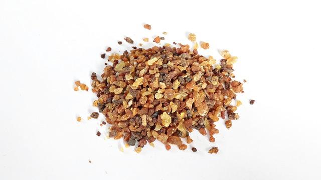 resin incense