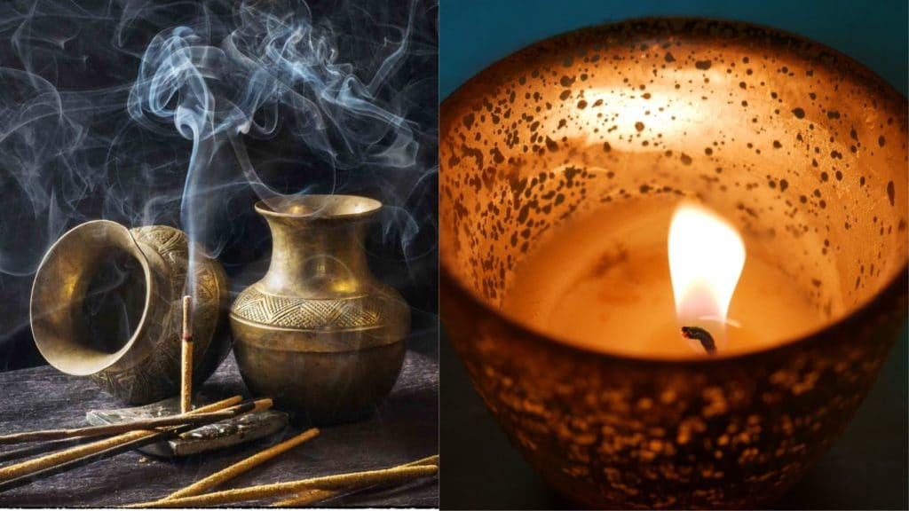Are incense better than candles