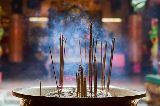 different incense and their meanings