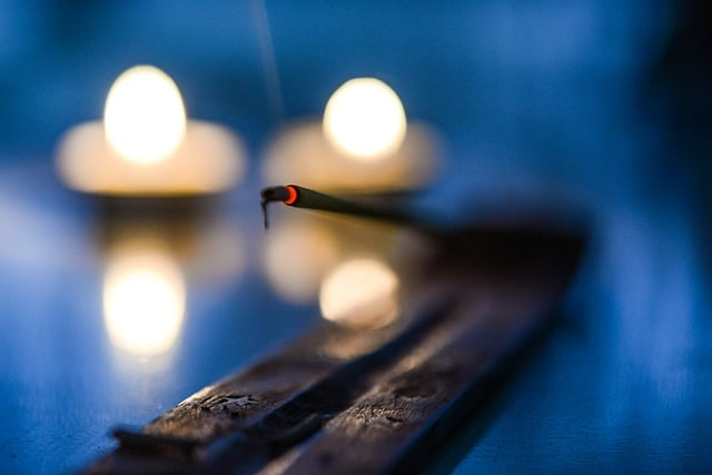 incense storing