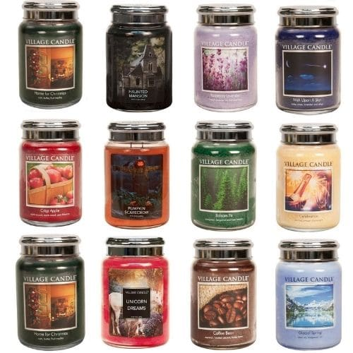 Village Candle vs. Yankee Candle